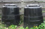 Ron's Real Estate Report - The Joy of Composting