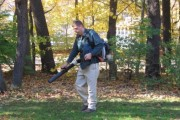 Leaf Blowers set to be banned from June to September, in Beaconsfield this Monday night