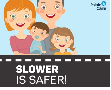 Pointe Claire engages citizens in road safety campaign