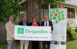 Desjardins supports West Island Cancer Wellness Centre in time for the big move