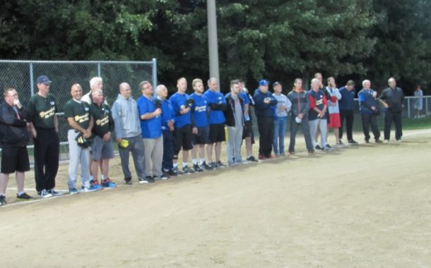 Beaconsfield Men's Slo-Pitch remembers Mark Pogue
