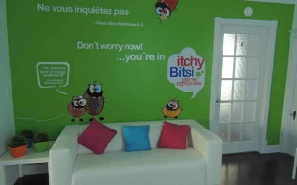 Got Lice? Itchy Bitsi can help