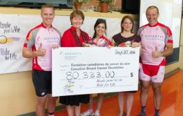 Novartis employees come together for annual Ride for Life