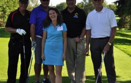 """Golfers Help Raise a record $50,000 in Support of Families in Need  at AMCAL's 15th """"Family Matters"""" Golf Tournament"""