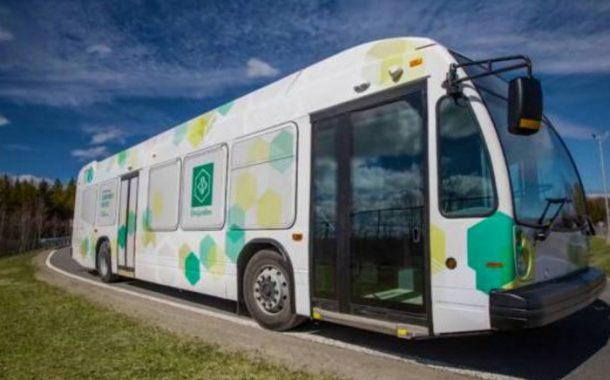 Desjardins first ever mobile banking bus to come to the West Island