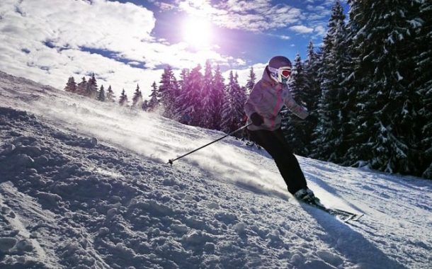 Downhill ski prep –The skiers tune-up