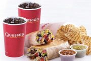 Free Burritos for everyone this Friday and Saturday at Quesada Pointe Claire