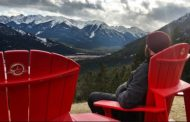 Visit Canada's red chairs for the best views in the country