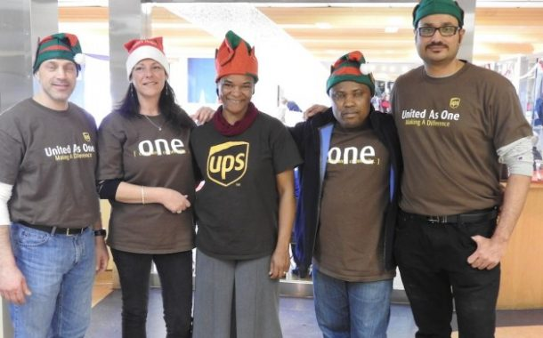 Cummins and UPS: Teamwork – Making a Difference Together!