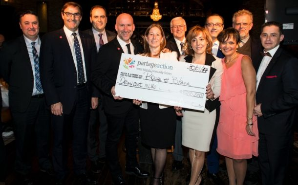 Red & White @ 40 Westt raises $200,000 for West Island Community Shares