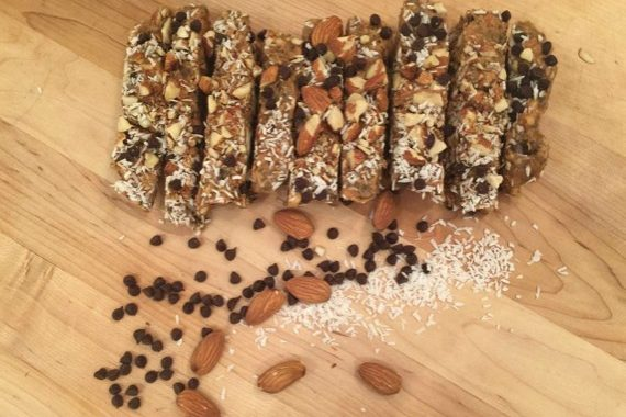 Nuts for Nuts bars
