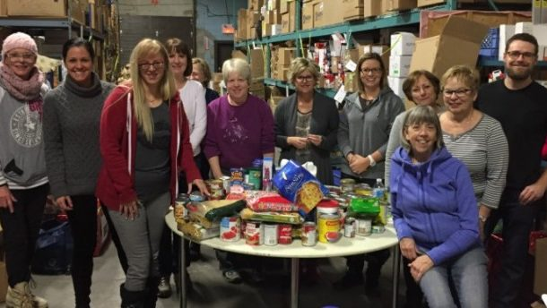 The Personal Touch- Pfizer Volunteers Make a Difference in Their Communities at Christmas