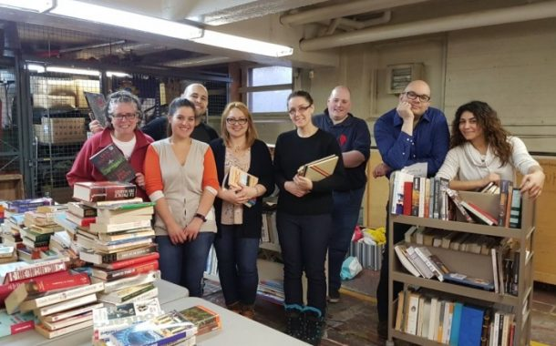 Rogers Communications Volunteers Team Up with Volunteer West Island to Help Centre Multi-ressources de Lachine