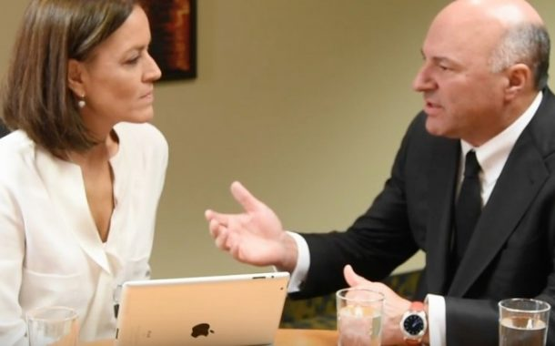 You will never believe what Kevin O'Leary's last act of kindness was...