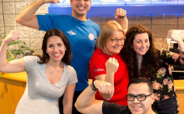 Brother Canada's Get Healthy Challenge means healthy employees and a healthy workplace culture