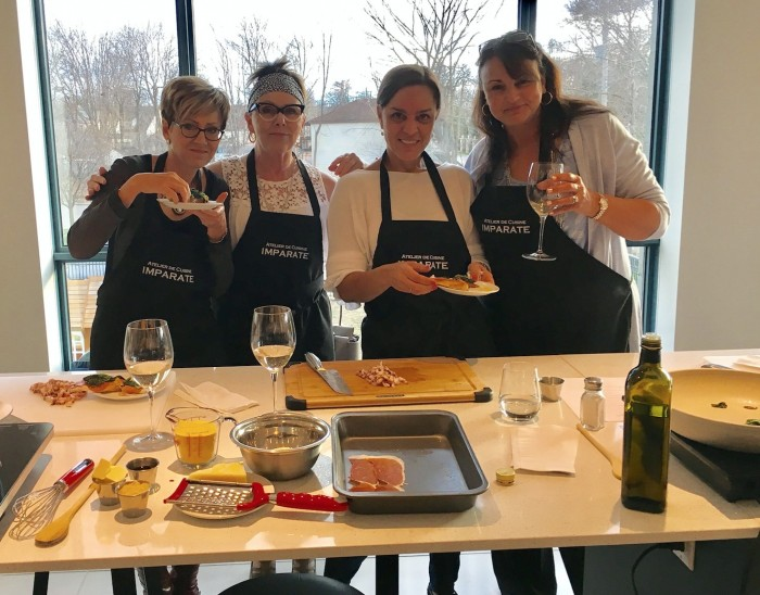 Imparate - Amazing new cooking school on the West Island - not to be missed