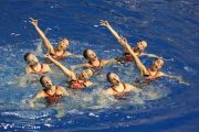 Dollard Synchro Elite teams makes it to Canadian Espoir Nationals this June