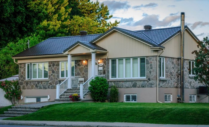 Increase your home value with a long lasting metal roof