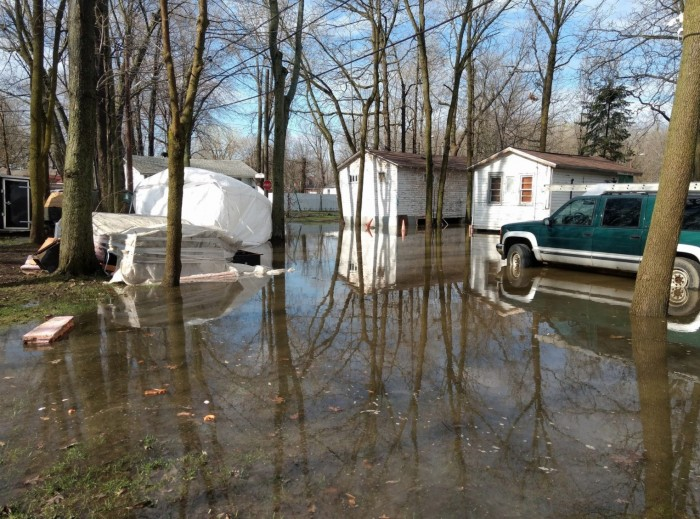 Flood 2017, Rhonda Massad, West Island Blog, West Island News, Ile Mercier, Ile Bizard,