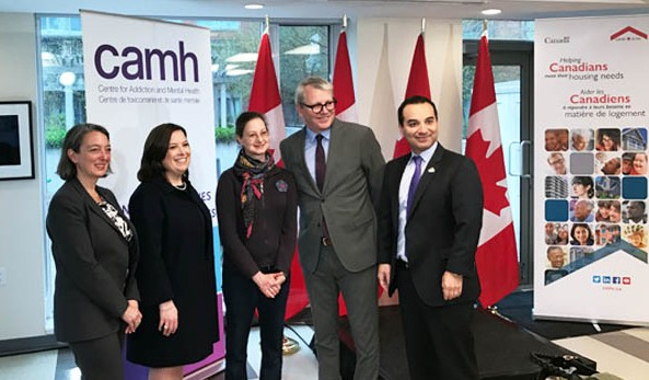 Government of Canada takes historic action to create new rental housing