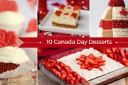 10 delicious desserts to make this Canada Day