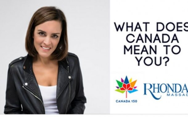 What does Canada mean to you in this 150th year of confederation?