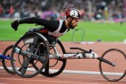 Dorval's Lakatos wins 3rd gold at world para athletics championships