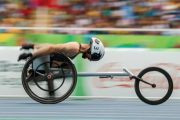 Brent Lakatos of Dorval brings home fourth gold in world para athletics