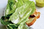 Lime Caesar Salad