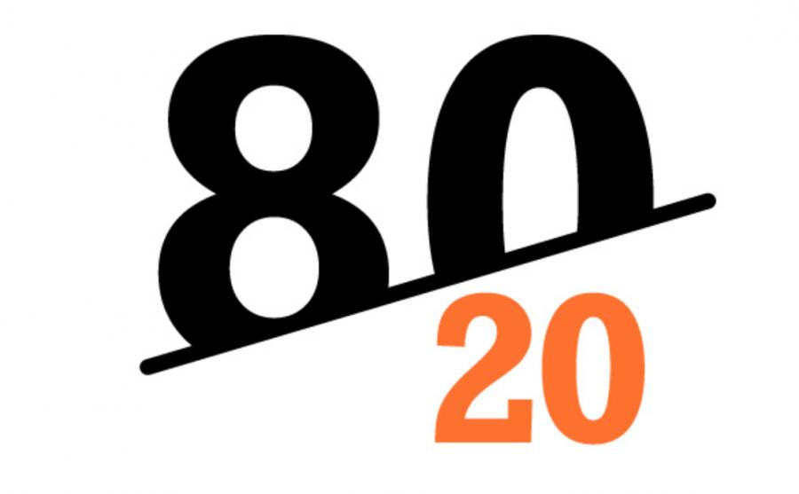 20 - 80