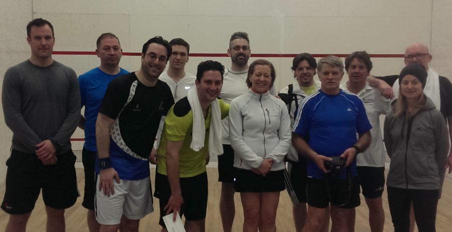 Squash Marathon