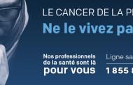 New Quebec prostate cancer hotline