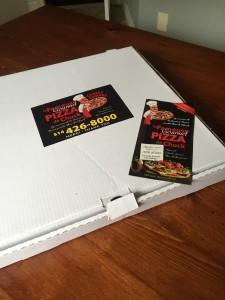 Chuck's Famous Pizza