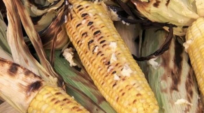 Grill corn Quebec