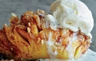 Hasselback Apples - perfect fall treat