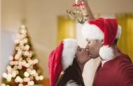 Why do we kiss under the mistletoe?