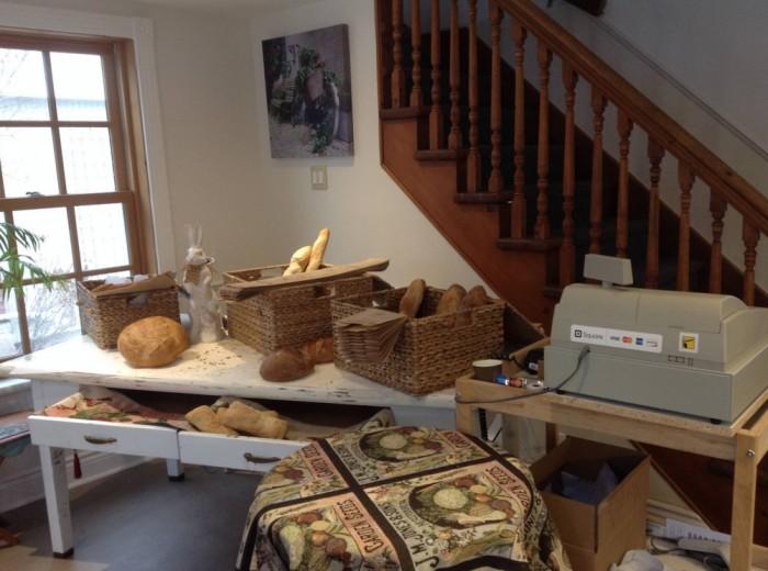 La Mie Bio Boulangerie Artisanale,Heather Boyd, Rhonda Massad, West Island  Blog