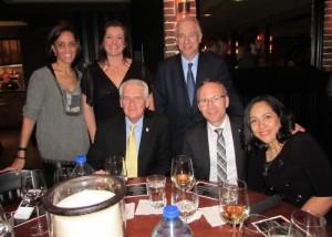 Heather Holmes, Benoit Guillemette, West Island Blog, WIB, Rhonda Massad, Lakeshore Hospital Foundation,