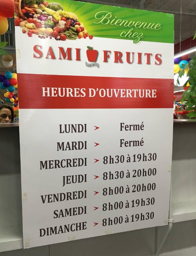 Sami Fruit