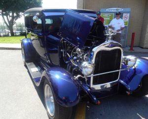 Ste.Anne de Bellevue, Antique Car Show, Rhonda Massad, West Island Blog