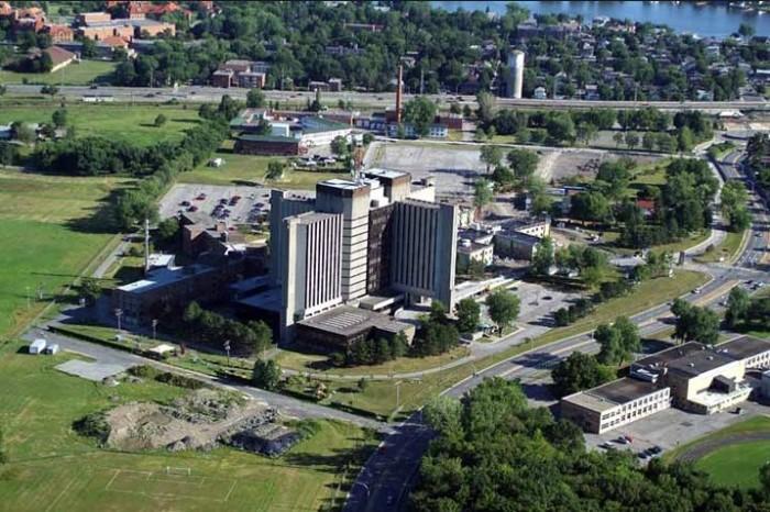 Sainte Anne's Hospital, Sainte Anne de Bellevue, West Island Blog, Rhonda Massad