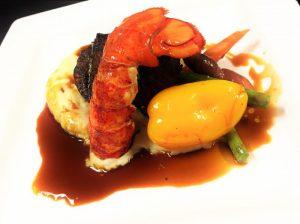 Marriott In Terminal Hotel, Lobster, Bijou, Dorval, Seafood, Rhonda Massad, West Island Blog