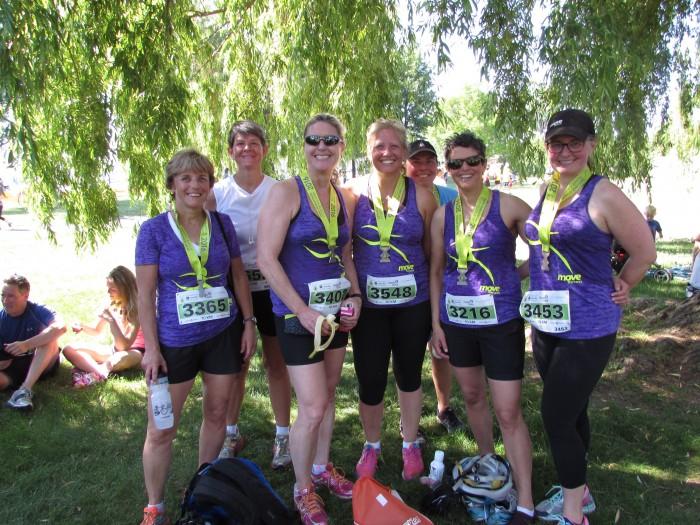 Move Fitness, Desjardins Pointe Claire Half Marathon, Fitness, Rhonda Massad, Desjardins, West Island Blog,