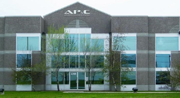 Advanced Powders & Coatings (AP&C), Arcam, Additive Manufacturing, 3D Printing, Aerospace, Alain Dupont, Magnus René, West Island Blog, Rhonda Massad