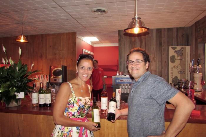 St. Anne de Bellevue, Rhonda Massad, François Chartier, Wine, West Island Blog, Jerry Ferrer Europea, Montreal, Jerry Ferrer casse-croûte du terroir
