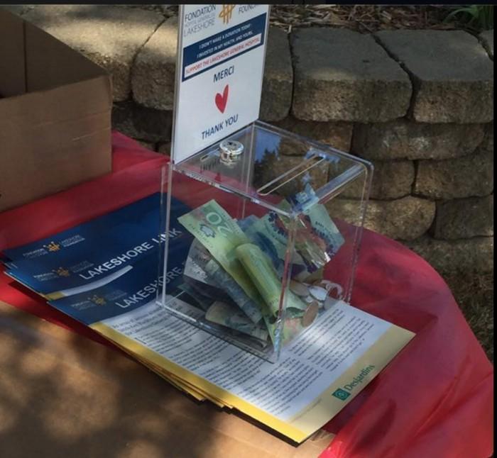 Beaconsfield family make lemonade for fun and fundraising