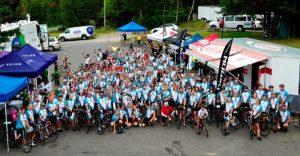 Vaudreuil-Soulanges, Chateau Vaudreuil, Ride to Fight ALS, West Island Blog, Rhonda Massad