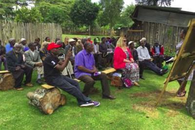 Novartis,volunteer healthcare mission,Kenya, West Island Blog, Rhonda Massad, International Volunteer Program, Dorval,Familia Nawiri, Africa