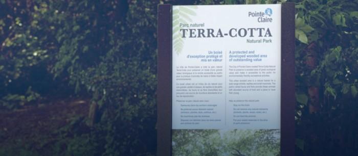 POINTE-CLAIRE,TERRA-COTTA PARK,Fondation Hydro-Québec pour l'environnement, Nature-Action Québec,woodland,green space, West Island Blog, Rhonda Massad