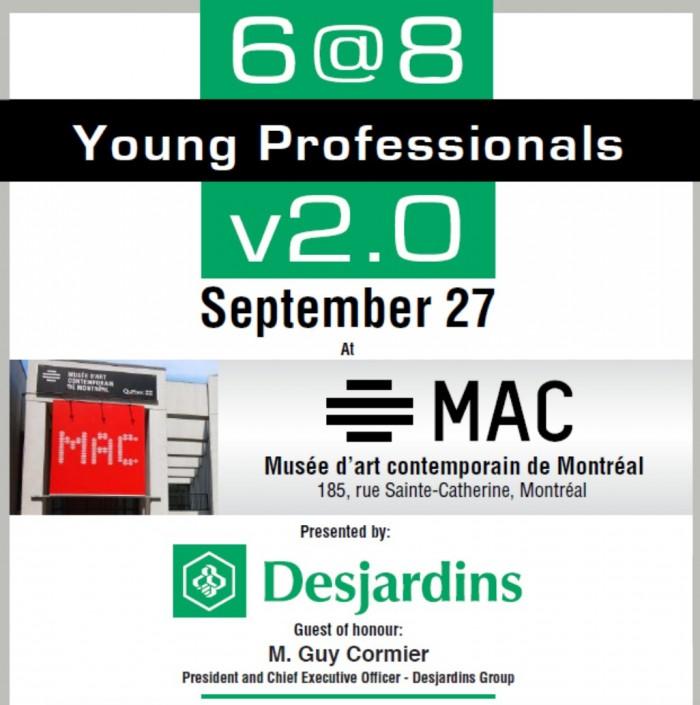 Young Professionals Desjardins, Rhonda Massad, West Island Blog, Desjardins West Island